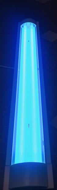 kvarco lempa, kvarcine lempa
